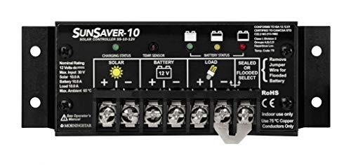 Controller Morning Star Solar - SunSaver 10 Charge Controller 12V 10A