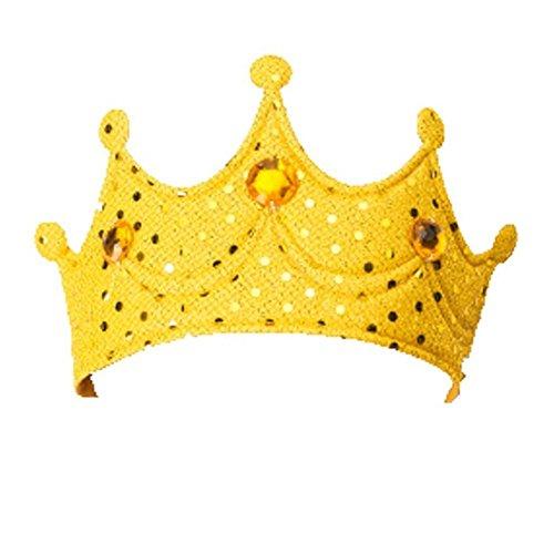 Princess Soft Crown Gold