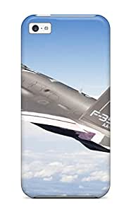 6687548K86101706 Hot Style Protective Case Cover For Iphone5c(jet Fighter)