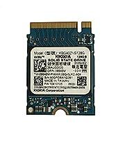KIOXIA 128GB PCIe NVMe M.2 2230 SSD, Gen 3 x 4, 09946M, KBG40ZNS128G, OEM Package