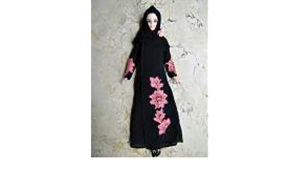 Muslim Doll With Handmade Clothes Hijabi Doll Girls Eid Gift