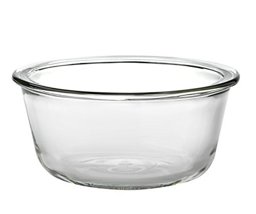 Anchor Hocking Glass Prep Bowls Custard Cups, 10 Ounce, Set of ()