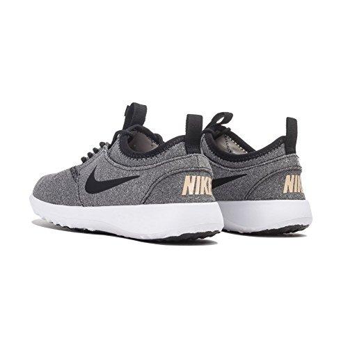 Nike 862335-001 Sportschuhe, Damen, Schwarz, 42.5
