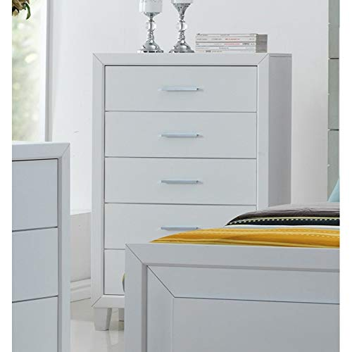 acme Switzer Chest, White -