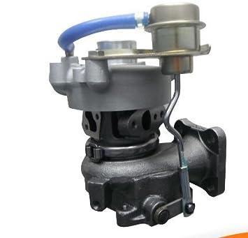 GOWE motor diesel turbo 17201 - 64090 17201 - 54090 CT9 Turbocompresor para Toyota HiAce Hilux 2.4ld: Amazon.es: Bricolaje y herramientas