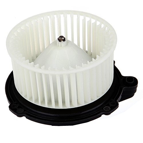 Price comparison product image SCITOO ABS Plastic Heater Blower Motor w / Fan HVAC Resistors Blowers Motors Replacement fit for 1996-1999 Acura SLX / 1994-1999 Honda Passport / 1998-1999 Isuzu Amigo / 1991-1999 Isuzu Rodeo Front