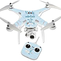 Skin For DJI Phantom 3 Standard – Coffee Understands Me | MightySkins Protective, Durable, and Unique Vinyl Decal wrap cover | Easy To Apply, Remove, and Change Styles | Made in the USA