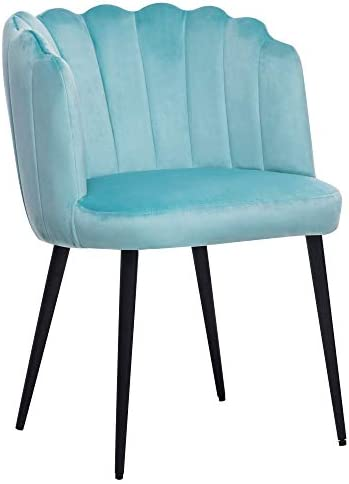 ULTIFIT Accent Velvet Chair Vanity Elegant