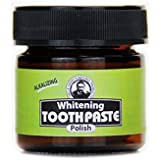 Uncle Harry's Natural Whitening Toothpaste Polish (1.25 Oz Glass Jar)