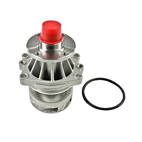 DNJ WP847 Water Pump for 1991-2006 / BMW / 323Ci, 323i, 323is, 325Ci, 325i, 325is, 325xi, 328Ci, 328i, 328is, 330Ci, 330i, 330xi, 525i, 528i, 530i, M3, X3, X5, Z3, Z4 / 2.5L, 2.8L, 3.0L, 3.2L / DOHC ()