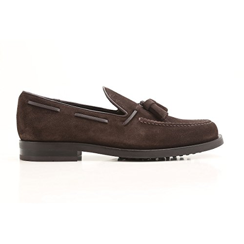 Marrone Tod's Uomo Mocassini Camoscio XXM0ZF0Q910RE0S800 BB4rY