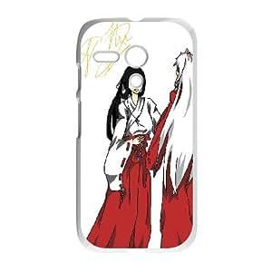 Inuyasha Motorola G Cell Phone Case White