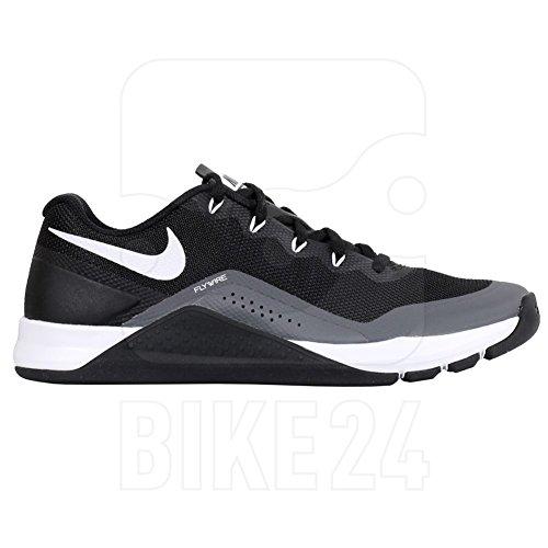 Nike Metcon repper Formazione scarpe da donna, Nero / grigio / bianco