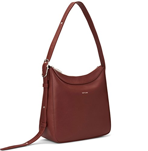Matt and Dwell Small Glance Nat Henna Hobo Handbag ZUZBq