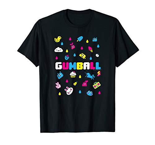 The Amazing World of Gumball Fun Drops T-Shirt