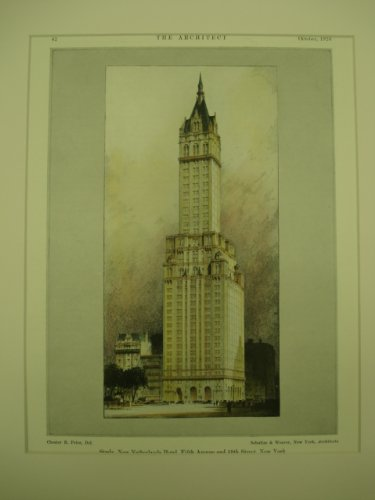 New Netherlands Hotel on Fifth Avenue and 59th Street , New York, - Fifth Avenue 59