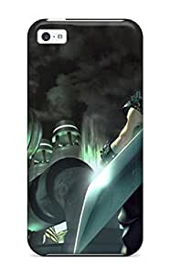 Beautiful-Diy - New Final Fantasy protective WuCWtXwdren Iphone 5c Classic Hardshell case cover