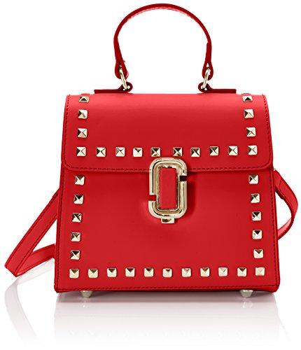 8673 Borsa Della Donna Borse rosso Chicca Rosso Rossa qEBAOwx5