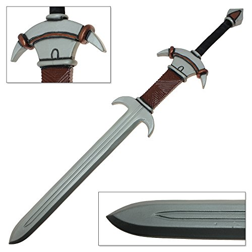 Barbarian King Slayer FOAM Great Sword Cosplay LARP Weapon - Wildlings Costume