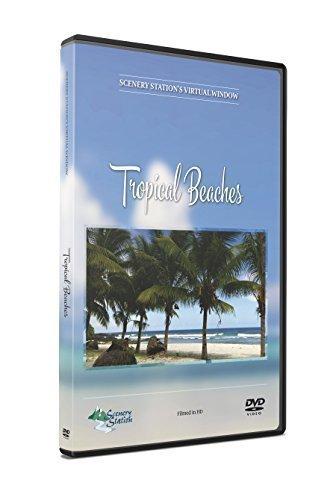 Nature DVD - Playas tropicales con arenas corales y ondas relajantes
