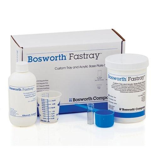 Bosworth 0921384 FASTRAY Regular Liquid, 8 oz Capacity