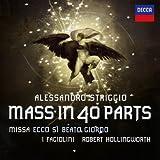 Alessandro Striggio : Mass in 40 Parts
