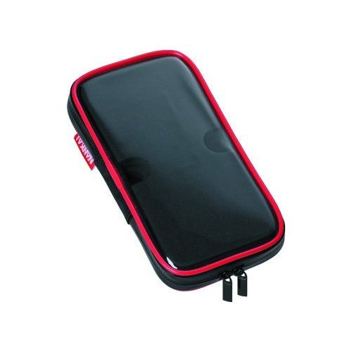 Price comparison product image Nan Hai (NANKAI) multi holder KANI series smartphone pouch I6P (iPhone6Plus corresponding) Red (RD) PB-24R