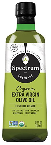 Spectrum Essentials Organic Extra Virgin Olive Oil, 12.7 oz