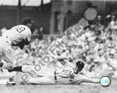 Ralph Kiner Pittsburgh Pirates 1950 MLB Action Photo 8x10