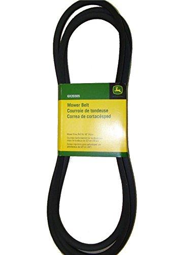 OEM John Deere GX20305 Deck Belt Fits L120 L130 L2048 L2548 Mowers w/48 Inch