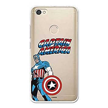Carcasa Oficial Captain America Xiaomi Redmi Note 5A Prime ...