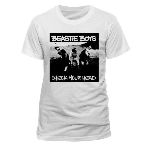 Live Nation t-Shirt Metal Men's Beastie Boys – Check Your Head RTBBO003