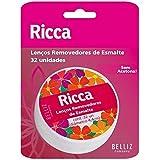 Lenço Removedor De Esmalte Ricca - 3705