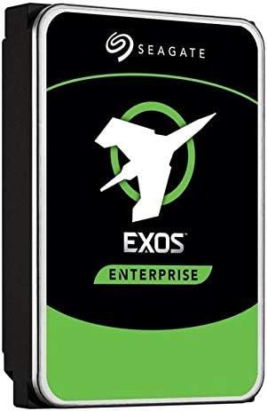 SEAGATE EXOS X16 SATA 10TB 7200 RPM 256MB cach/é 512e//4kn