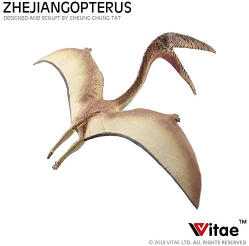 VITAE ZHEJIANGOPTERUS Dinosaur Model Toy Collectable Art Figure