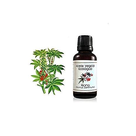 Aceite de Ricino BIO. 30 ml: Amazon.es: Salud y cuidado personal
