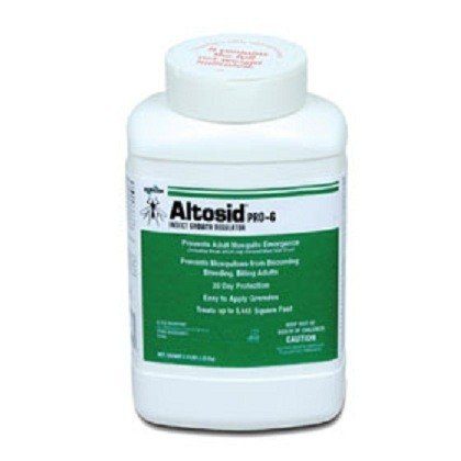 Altosid Pro-G Mosquito Larvicide (12) 2.5 lb bottles/1 case ZOE1002 by WellMark