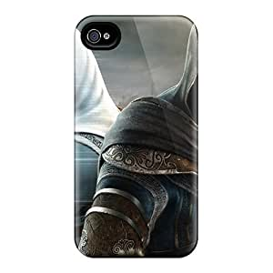 GAwilliam BVQ1652IWeY Case Cover Skin For Iphone 4/4s (assassins Creed Revelations)