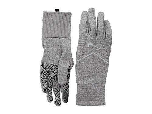 自然公園インフレーションモナリザ[ナイキ] レディース 手袋 Heathered Sphere Running Gloves [並行輸入品]