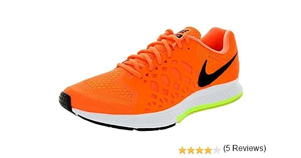 Nike Air Zoom Pegasus 31 Crimson 652925 800 para correr para hombre, color naranja, tamaño 42.5 EU: Amazon.es: Deportes y aire libre