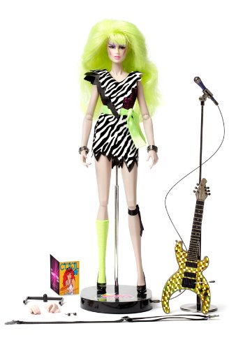 Jem And The Holograms The Misfits Phyllis Pizzazz Gabor by Integrity Toys
