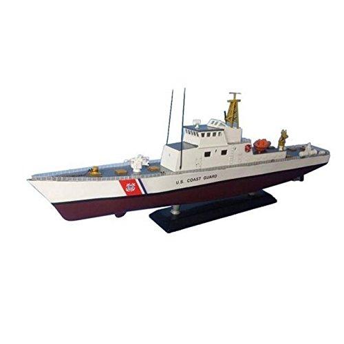 Wooden United States Coast Guard Uscg Coastal Patrol Model Boat Limited, 18 in. ^G#fbhre-h4 8rdsf-tg1343363