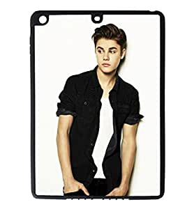 iPad Air Rubber Silicone Case - Justin Bieber Believe Never Say Never