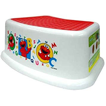 Ideas About Elmo Plastic Stepping Stool