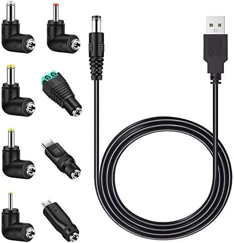 MEROM Cargador Universal USB 5V Alimentación