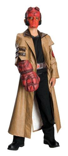 Hellboy Costume Hand (Deluxe Hellboy Costume - Medium)