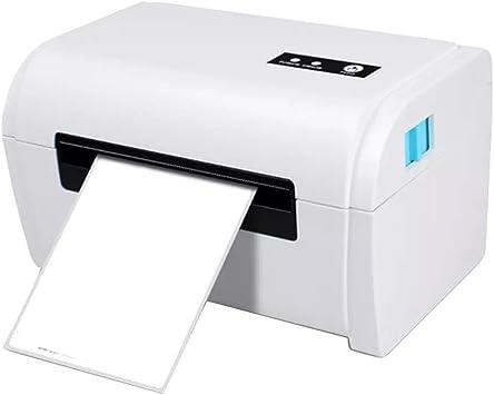 Zks Impresora De Etiquetas, Mini Portátil Impresora De Etiquetas ...