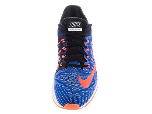 Nike Womens Air Zoom Elite 8 Scarpa Da Corsa Racer Blu / Hypr Orange / Sl / Blck