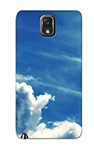 New Premium Flip Case Cover Heaven Wide Skin Case For Galaxy Note 3