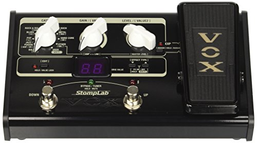 - VOX STOMPLAB2G Modeling Guitar Multi-Effects Pedal